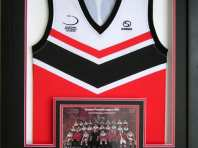 Football Jumper Framing